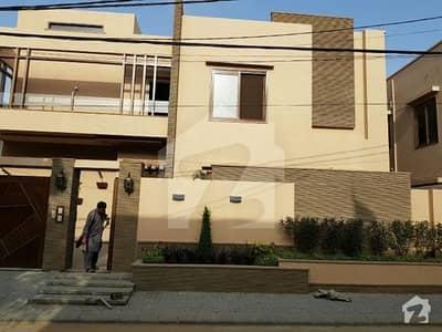 ڈی ایچ اے فیز 7 ڈی ایچ اے کراچی میں 6 کمروں کا 1 کنال مکان 11.75 کروڑ میں برائے فروخت۔