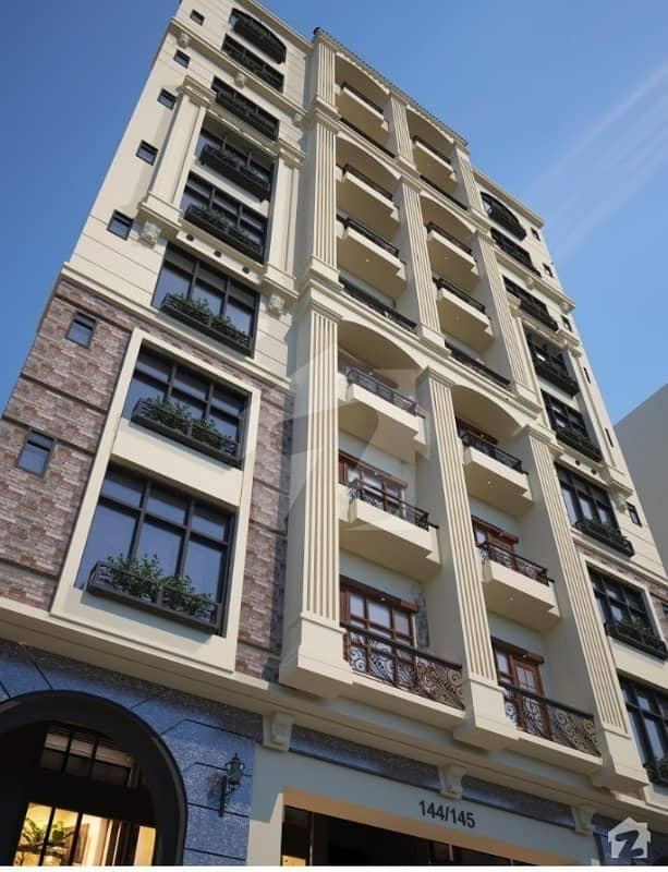 Hallmark Residency II Luxurious And Spacious  2 Bed Apartment
