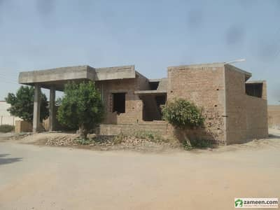 7 Marla Double Corner House For Sale