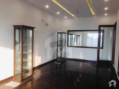 10 Marla Brand New Bungalow On 150ft Road Available For Rent In DHA Phase 7 Y