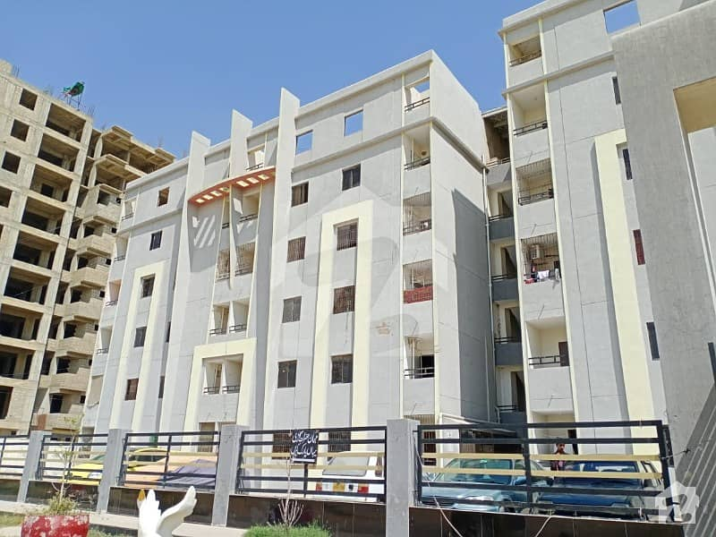 Gadap Town 350  Square Feet Flat Up For Sale