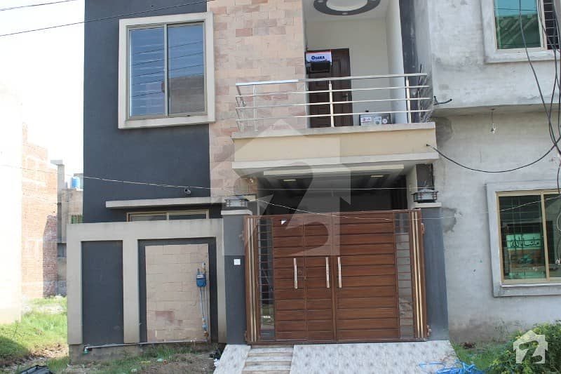 A 3 Marla Double Storey Solid Constructed House For Sale On Very Ideal Location Featuring