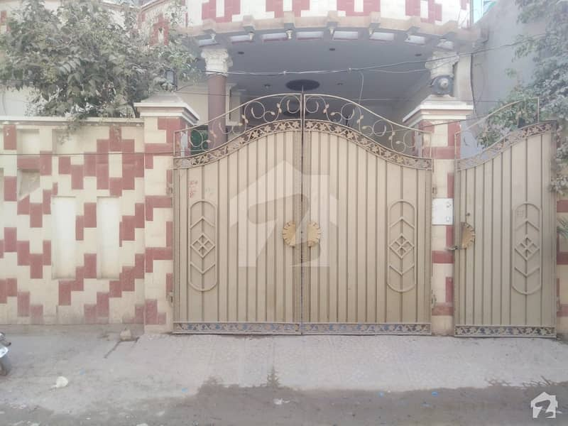 10.25 Marla Double Storey House For Sale