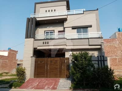 Perfect 5 Marla House In Royal Palm City Sahiwal For Rent