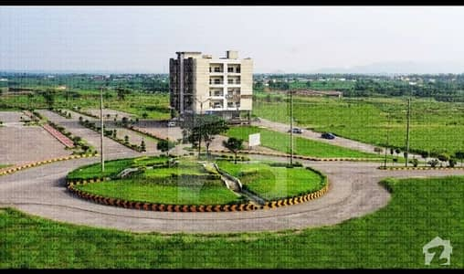 University Town Block C 5 Marla Plot For Sale