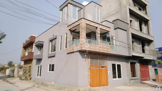 Corner Facing Park Double Storey Brand New House For Sale