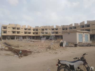 گوہر گرین سٹی کراچی میں 1 کمرے کا 2 مرلہ فلیٹ 23.5 لاکھ میں برائے فروخت۔
