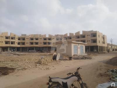 گوہر گرین سٹی کراچی میں 2 کمروں کا 3 مرلہ فلیٹ 38 لاکھ میں برائے فروخت۔