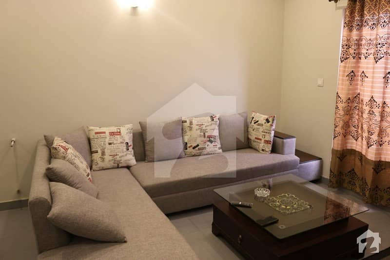 Furnished 2 Bed Room Flat Available  For Rent