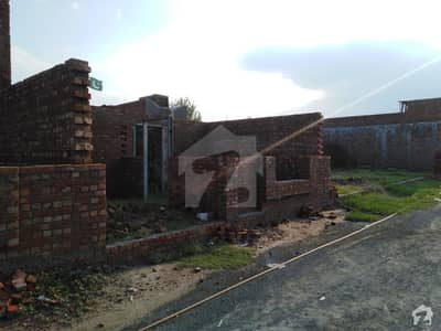 In Rana Town 4 Marla Residential Plot For Sale