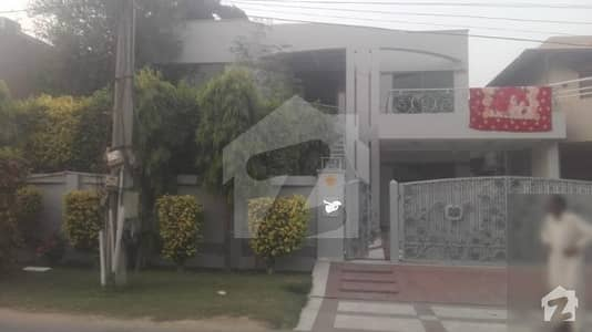 1 Kanal Old House For Sale In X Block Dha Phase 3 Lahore