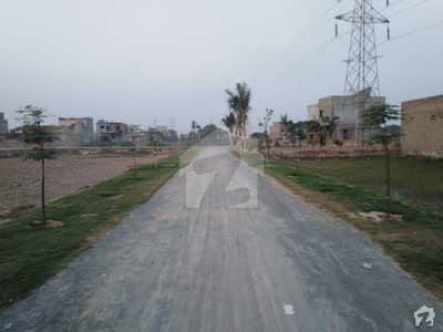3 Marla Residential Plot For Sale In Rana Town
