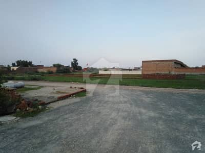 Rana Town Residential Plot Sized 3 Marla For Sale