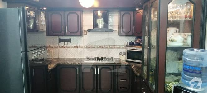 Gulshan E Iqbal Block 1 West Open Flat Available For Sale