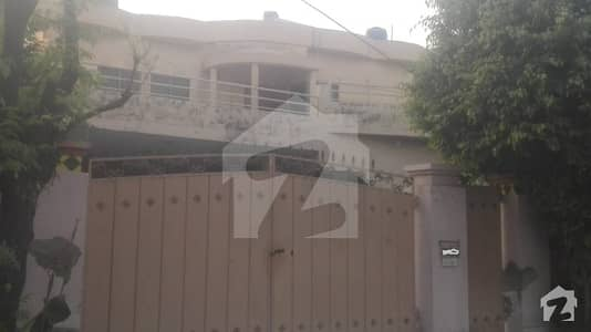 1 Kanal Old House For Sale In W Block Dha Phase 3 Lahore