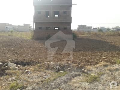 5 Marla Residential Plot For Sale