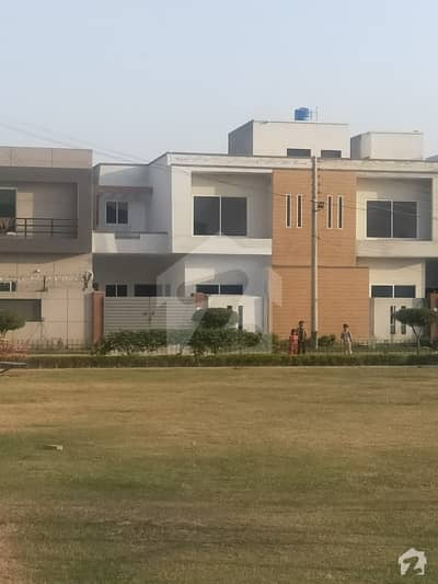 Park Facing House With 15 Months Installment Plan