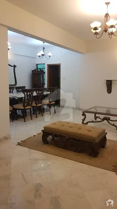 3350  Square Feet Spacious Flat Available In Saadi Road For Sale