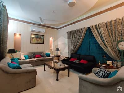 1 Kanal Spacious House Available In DHA Defence For Sale