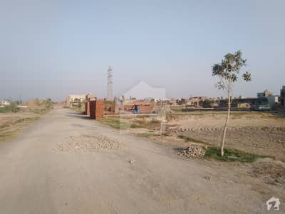 9 Marla Residential Plot Available For Sale In Rana Town