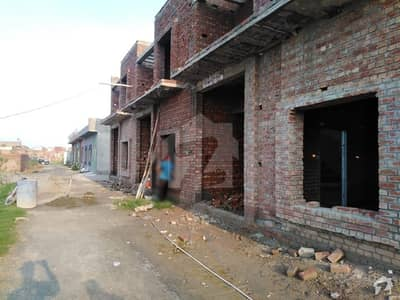 Residential Plot Of 4 Marla In Rana Town Is Available
