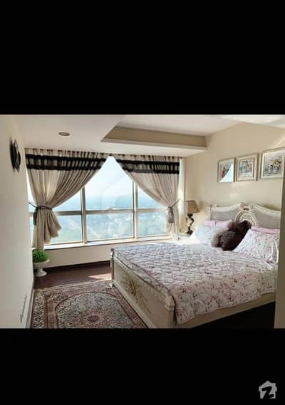 Luxury Full Furnished 2 Bedrooms Flat Is Available For Rent beautiful view