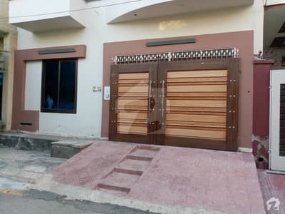 House Sized 4 Marla Is Available For Sale In Jeewan City Housing Scheme