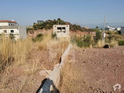 15 Marla Commercial Plot For Sale In Bhara Kahu Islamabad
