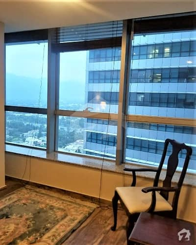 The Centaurus Apartment 1 Bed Rooms With Study Fully Furnished Flat Available For Rent