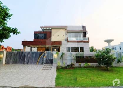 Syed Brothers Offers 1 Kanal New Modern Design Bungalow For Rent