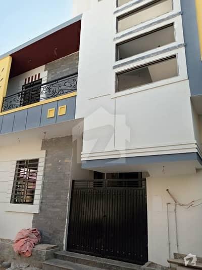 Owais Homes Brand New 120 Sq Yard House Gulistan E Jauhar Karachi