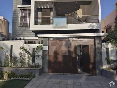 Gulistan E Jauhar Block 14 Brand New Bungalow 300 Sq Yard Double Storey West Open House Is Available For Sale