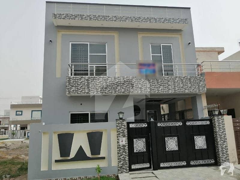 ڈی ایچ اے 11 رہبر لاہور میں 3 کمروں کا 5 مرلہ مکان 1.25 کروڑ میں برائے فروخت۔