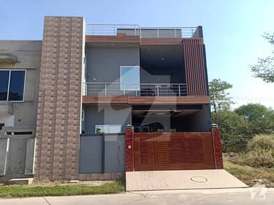 5 Marla House For Sale In Prime City