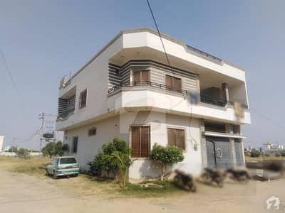 گلشنِ معمار - سیکٹر کیو گلشنِ معمار گداپ ٹاؤن کراچی میں 5 کمروں کا 7 مرلہ مکان 1.45 کروڑ میں برائے فروخت۔