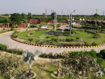 510 Marla Farm House Is Available For Sale At Nearby Jhang Road Faisalabad