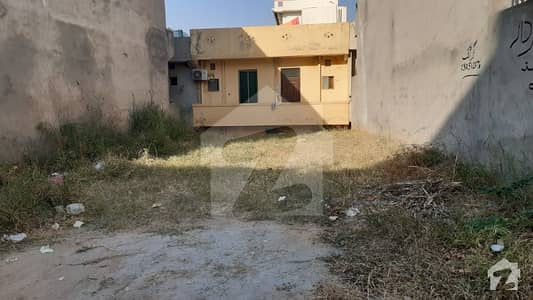 6 Marla Plot For Sale In Pakistan Town Phase 2