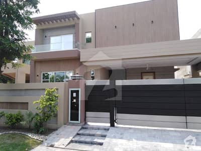 1kanal  Brand New Full Basement House For Sale Sui Gas Society Phase 1