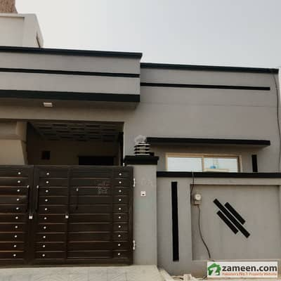 Green Villas House For Sale Single Story In 5 Marla