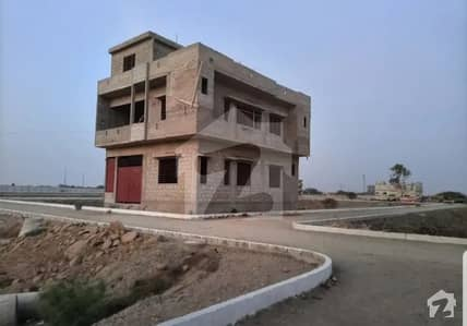 Pir Ahmed Zaman Town Block 1 100 Sq Yards Plot Is Available For Sale On 200 Feet Road
