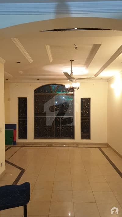 12 Marla 2 Bed Ground Floor Available For Rent In Paf Colony Zarar Shaheed Road
