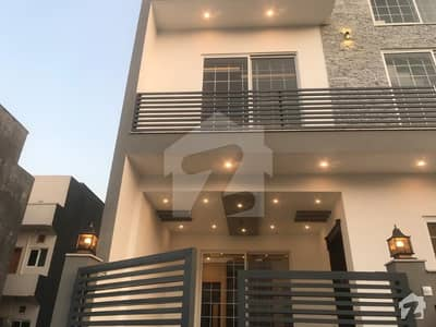 4 Marla Brand New House Is Available For Sale