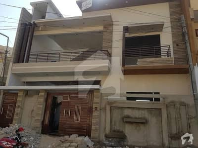 New Double Storey House For Sale Gulistan E Jouher Block 15