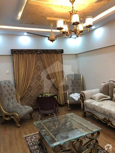 Semi Furnished Flat For Sale With  3 Bed D D