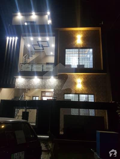 پارک ویو ولاز ۔ ٹوپز بلاک پارک ویو ولاز لاہور میں 4 کمروں کا 5 مرلہ مکان 1.17 کروڑ میں برائے فروخت۔