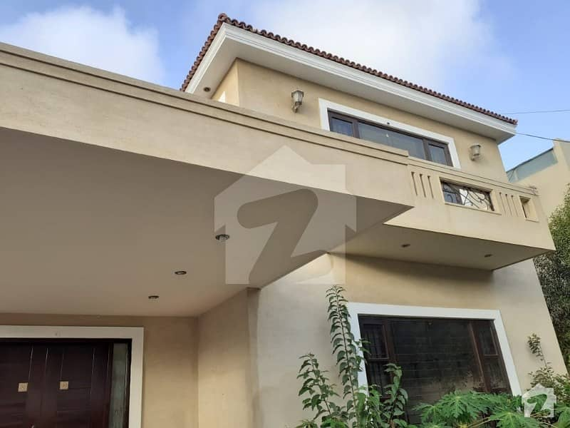 500 Sq Yards Bungalow For Sale