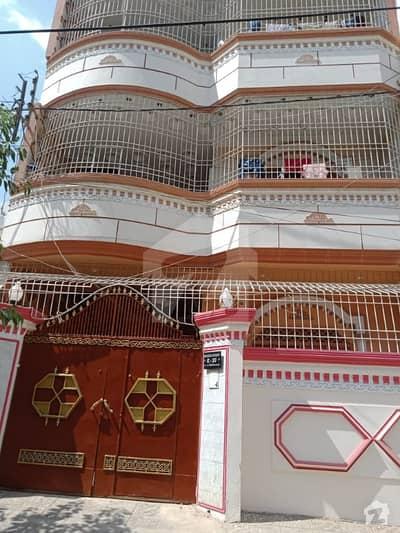 بفر زون سیکٹر 15-A / 3 بفر زون نارتھ کراچی کراچی میں 2 کمروں کا 5 مرلہ مکان 27 ہزار میں کرایہ پر دستیاب ہے۔