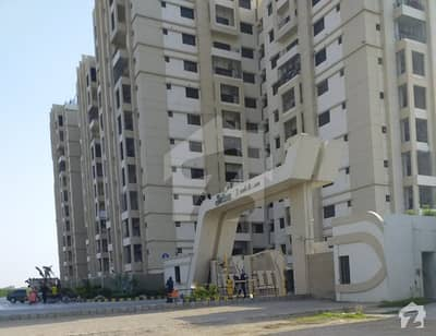 Fully Furnished 03bed Dd Flat For Sale In Saima Jinnah Avenue