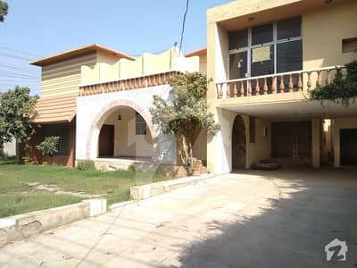 6300  Square Feet House In Defence Officer Colony