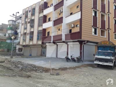 Flat For Sale Situated In North Karachi